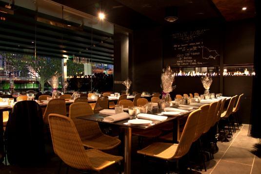 Internal Dining At Ludlow Bar Room 1