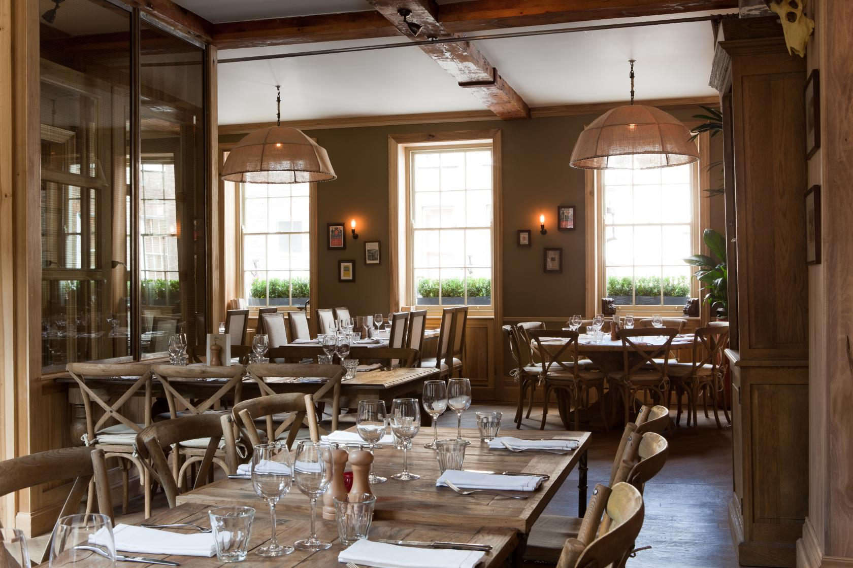 First Floor Dining Room - The Grazing Goat - Event Venue ...