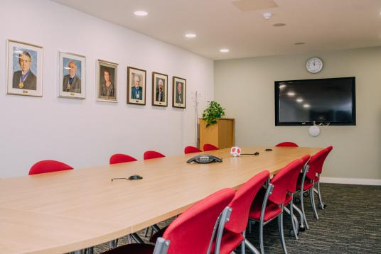 FPM Meeting Rooms