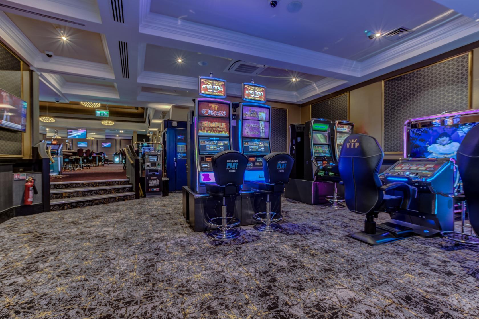 Казино с игровыми автоматами gaminator