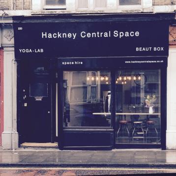 Hackney Central Space