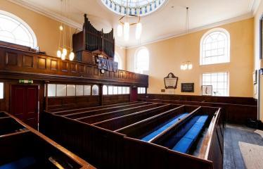 at Newington Green Chapel #4