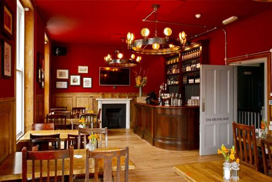 The Brunel Bar