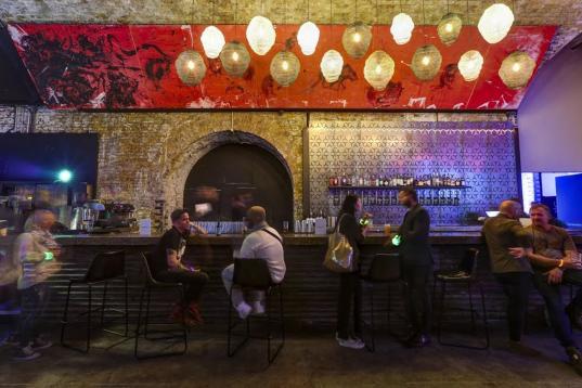 Rat Bar @ 26 Leake Street
