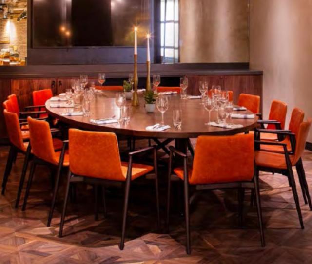 Private Dinning Room At Drake U0026 Morgan At Kingu0027s ...