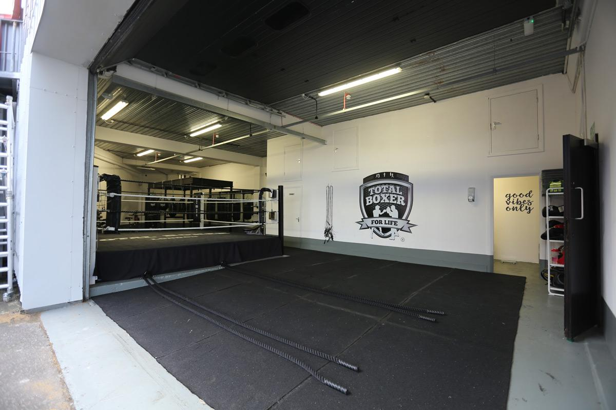 Book Boxing Gym Floor At Boxing Gym Over Two Floors Tagvenue
