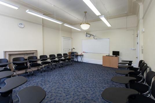 The Theobald Room