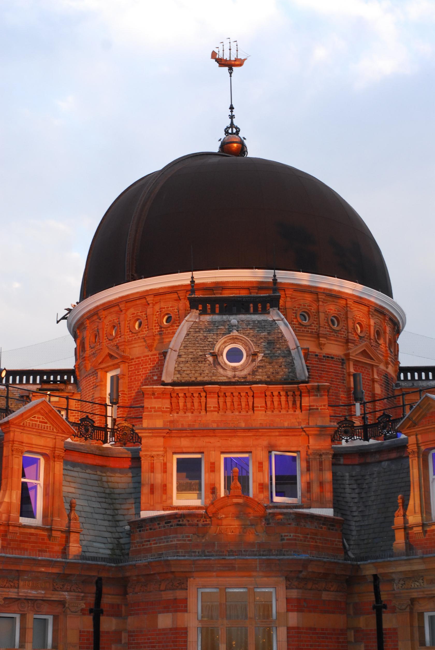 The Peter Harrison Planetarium Event Venue Hire London