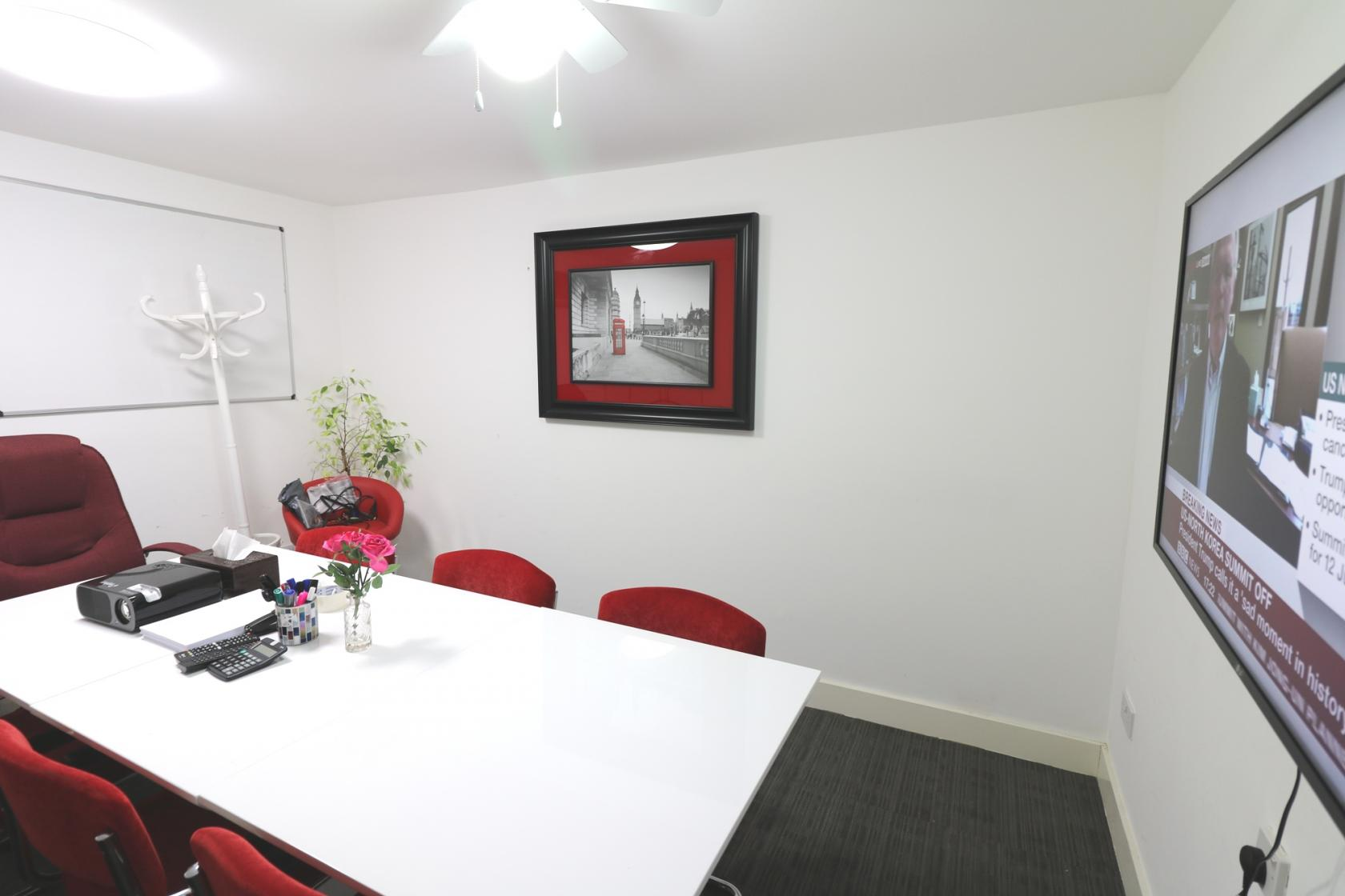 Free Conference Room Liverpool