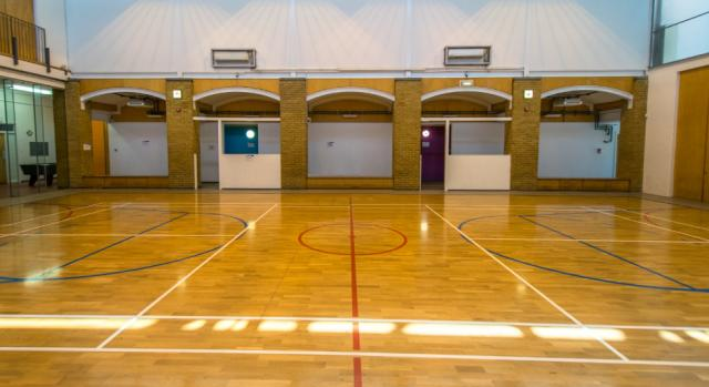 Limehouse sports and events centre for private venue hire