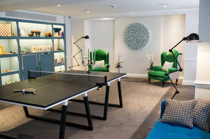 The Games Room at The Ampersand Hotel #2