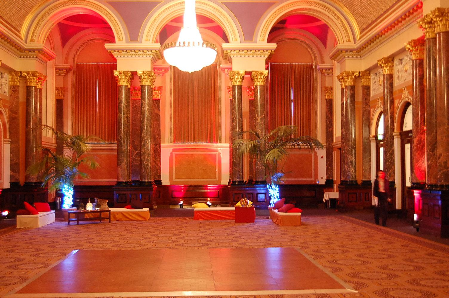 Whole Venue Gibson Hall Event Venue Hire Tagvenue Com