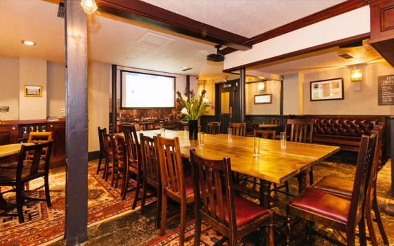 The Old Thameside Inn