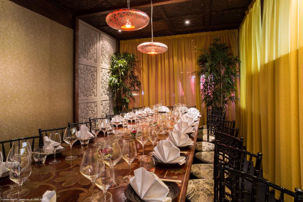 the private dining room gilgamesh in london best prices tagvenue