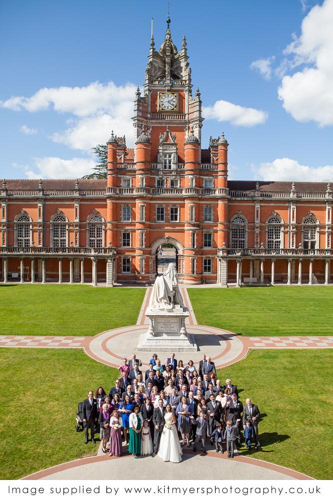 Royal Holloway Room Hire