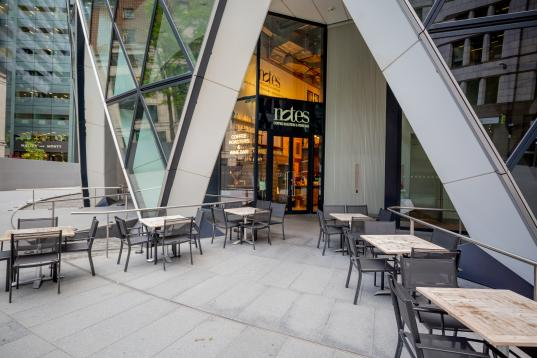 Notes Coffee & Bars - The Gherkin