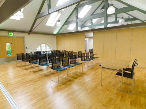 Gilroy Hall – Partition 2/3