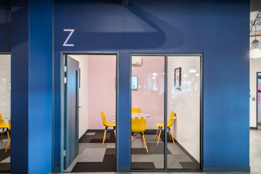 Meeting Rooms - X, Y, Z & A, B
