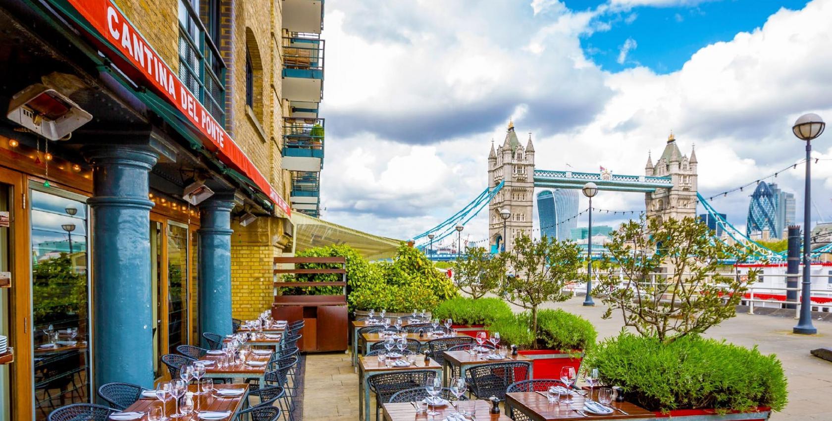 Image Result For Cantina London Bridge