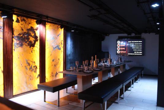 The Onyx Bar