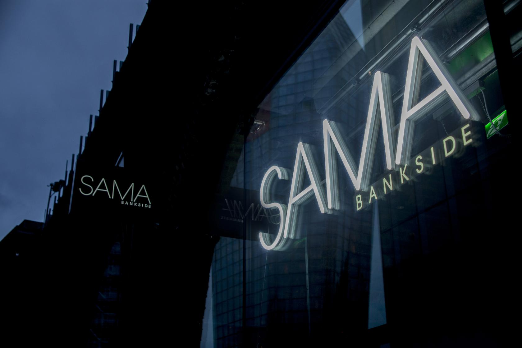 Sama Bankside For Private Venue Hire Prices Amp Reviews