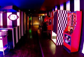 at Cirque le Soir #4