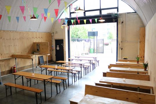 Public Space | East London Brewery