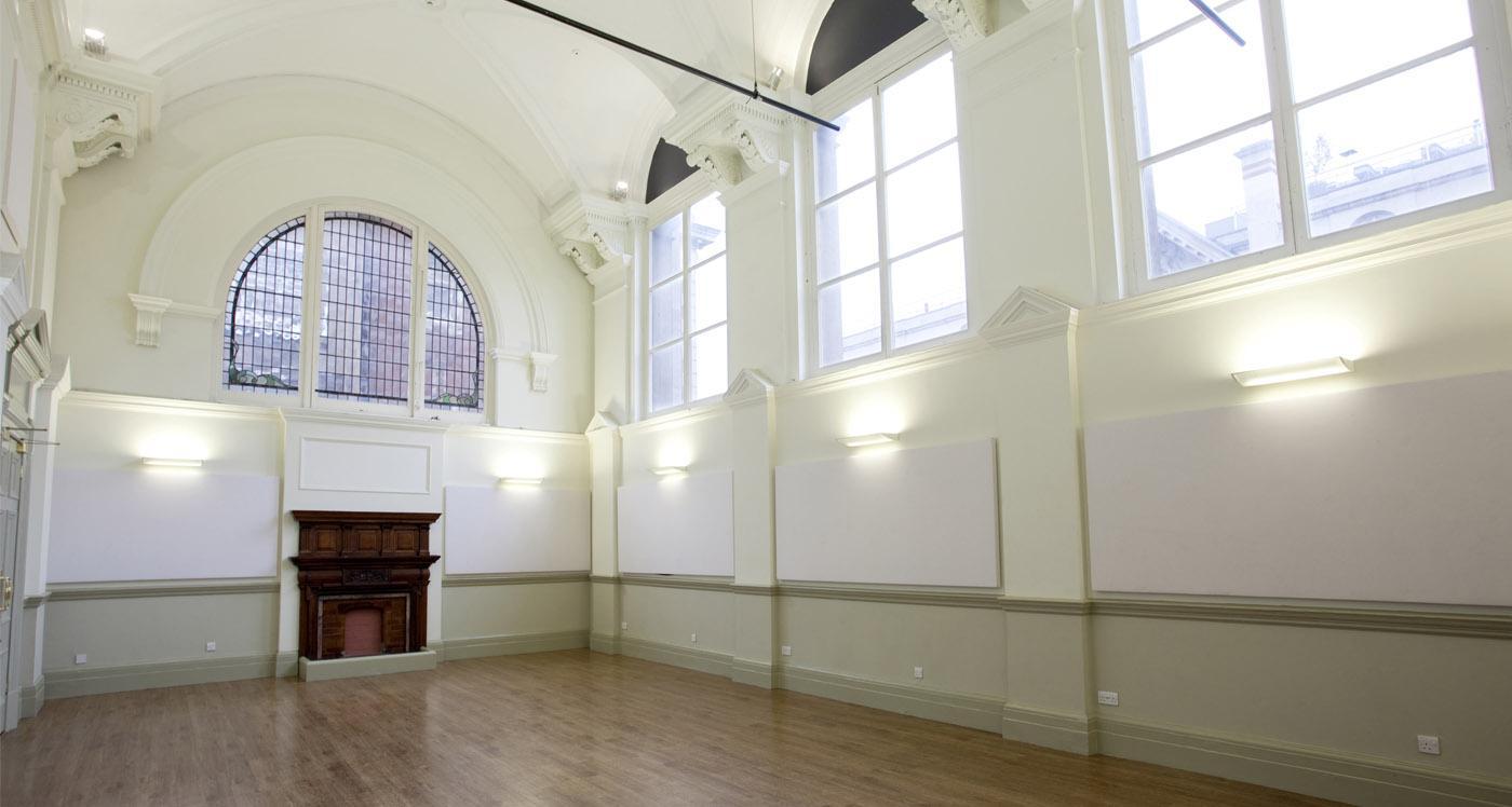 Shoreditch Town Hall Event Venue Hire London England