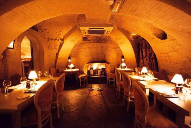 The Crypt At Beach Blanket Babylon Notting Hill 1