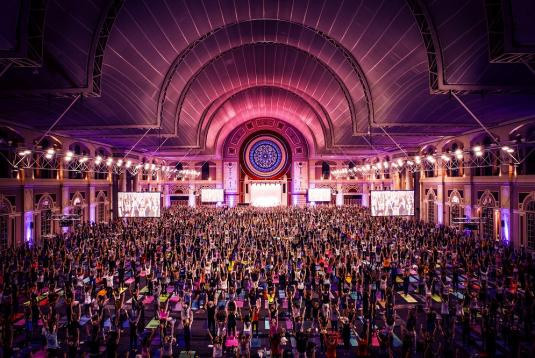 Great Hall At Alexandra Palace 1
