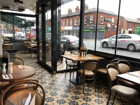 Gusto Restaurant And Bar Didsbury For Private Venue Hire