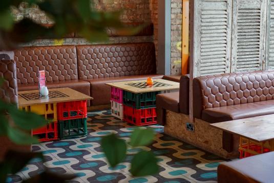 The Caiprinha Bar