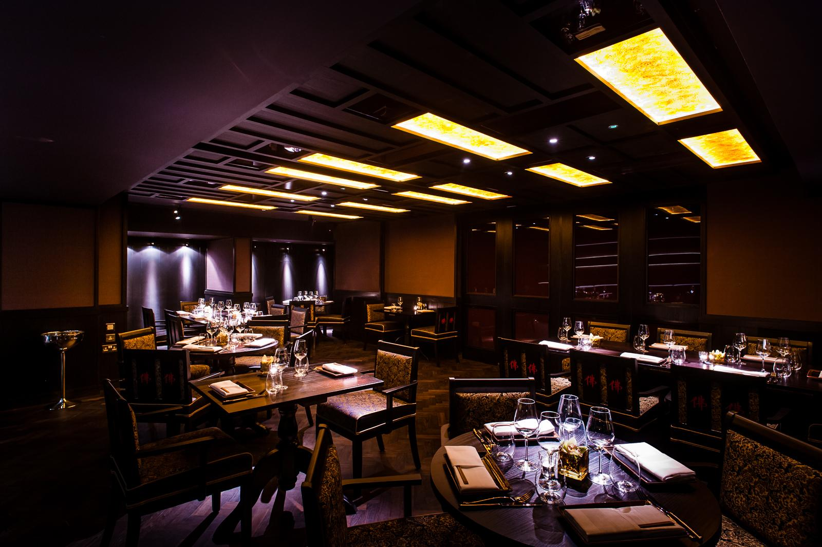 Book private dining room at buddha bar london tagvenue for Best private dining rooms central london