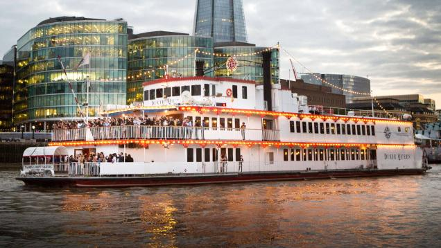 Dixie Queen – Thames Luxury Charters
