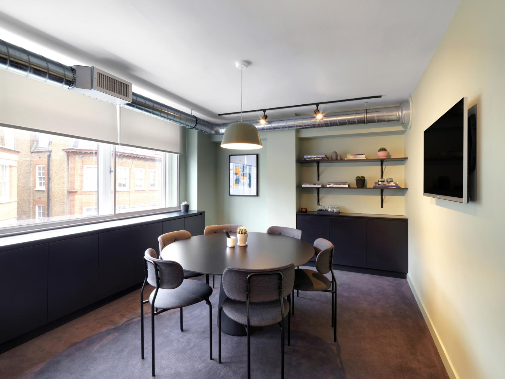 Budget Meeting Room In Central London