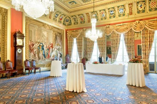 Court Dining Room Drapers Hall