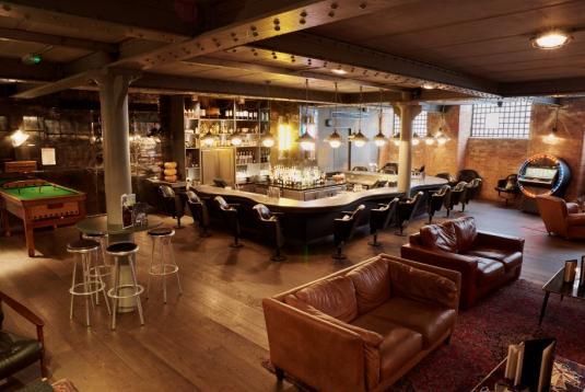 Mark's Bar