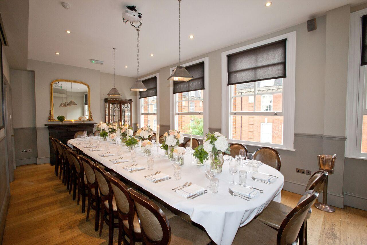 book 2nd floor private dining room at tom 39 s kitchen