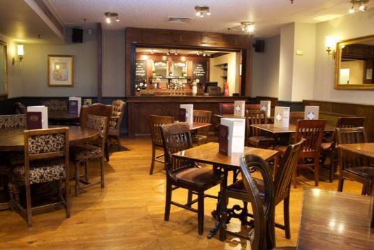Wharfeside Bar
