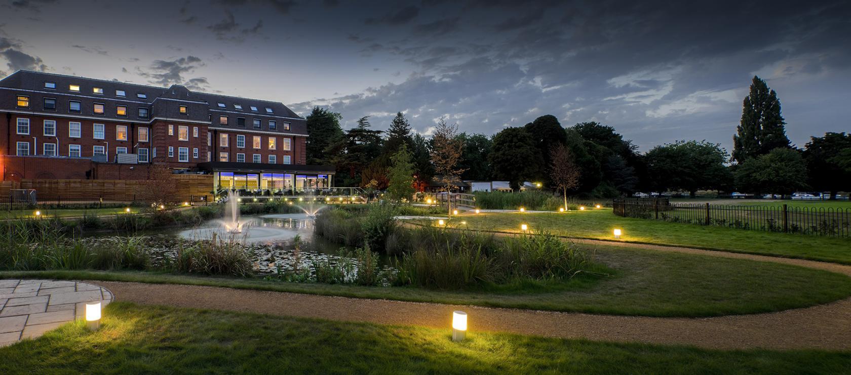 Thames View Suite The Lensbury Event Venue Hire