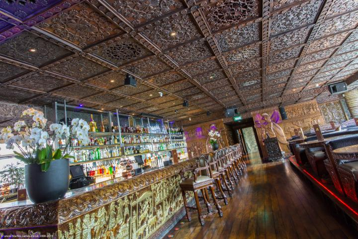 The Lounge Bar at Gilgamesh #2