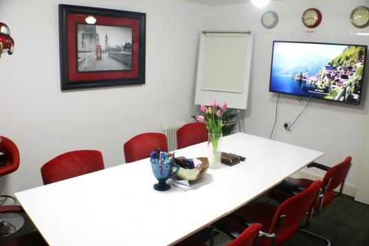 Meeting Room near London Liverpool St