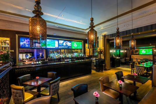 The Palm Beach Bar & Grill