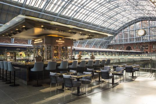 St Pancras by Searcys