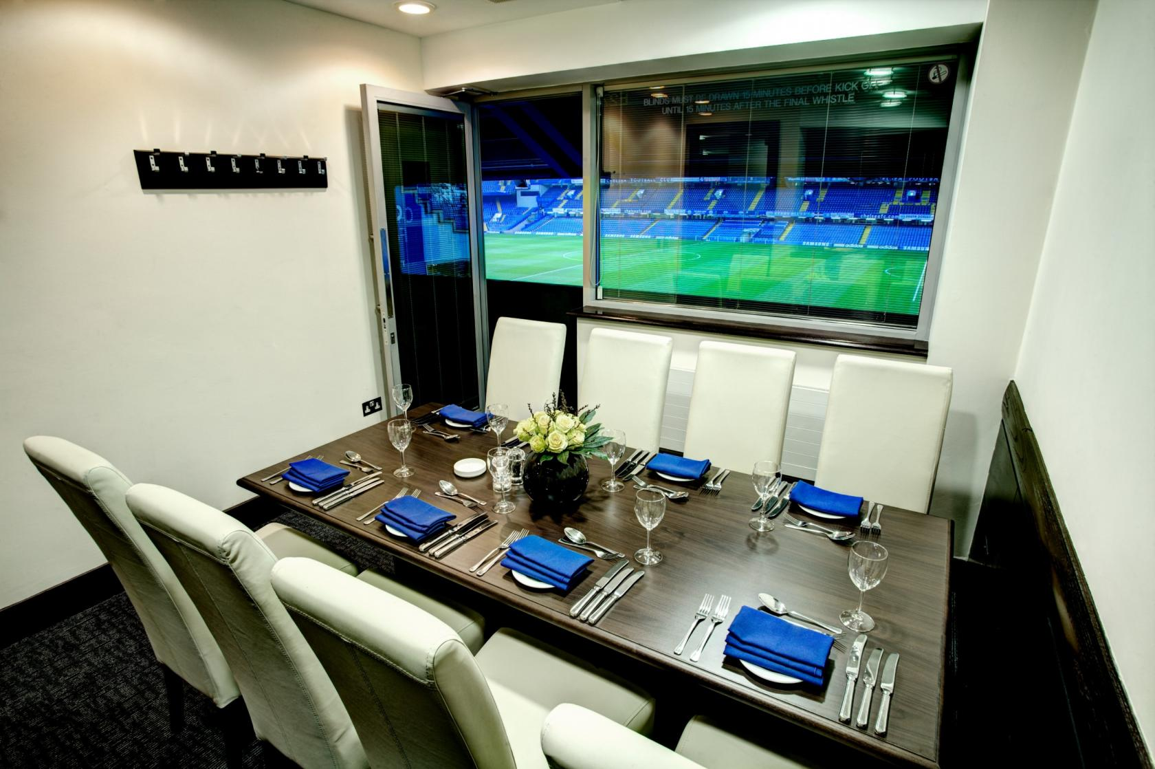 Chelsea Football Club For Private Venue Hire Prices