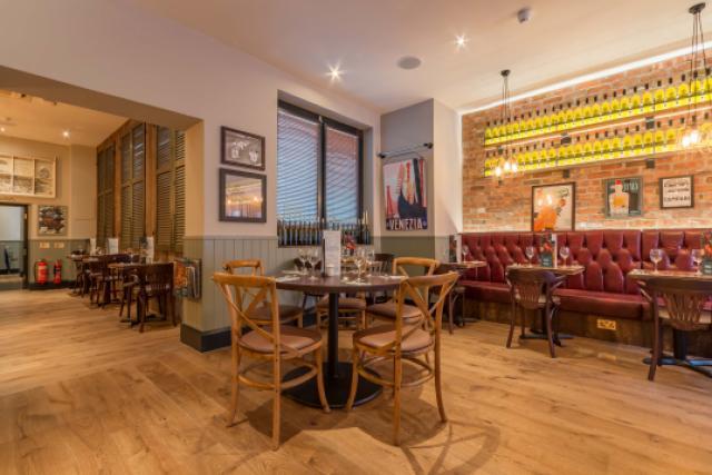 Bella Italia Baker Street for Private Venue Hire | Prices ...