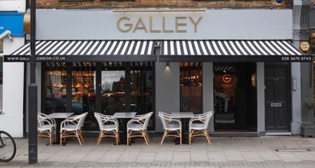 at Galley London #3