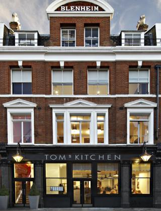 at Tom's Kitchen Chelsea #4