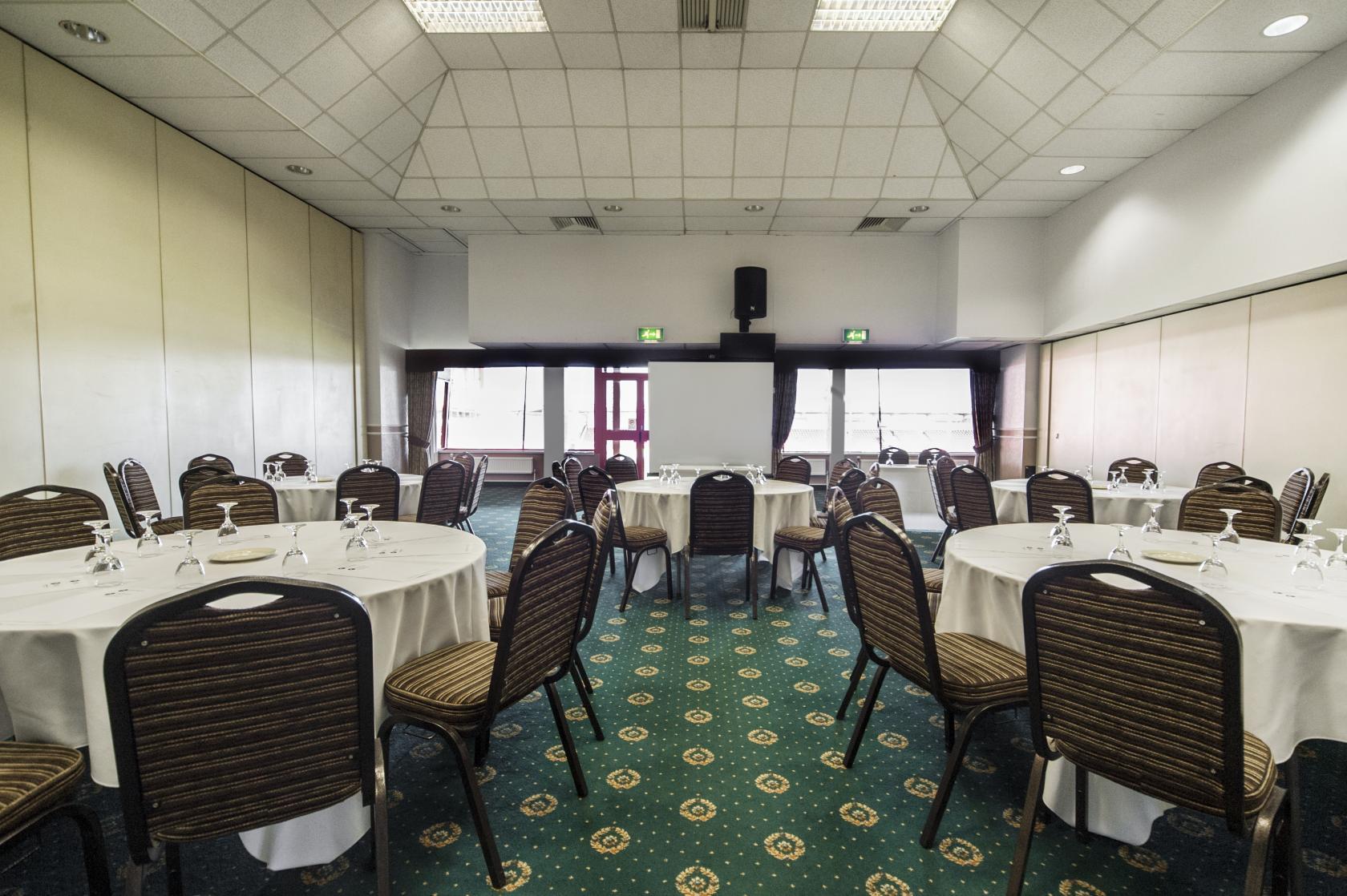 Walsall Football Club Function Room
