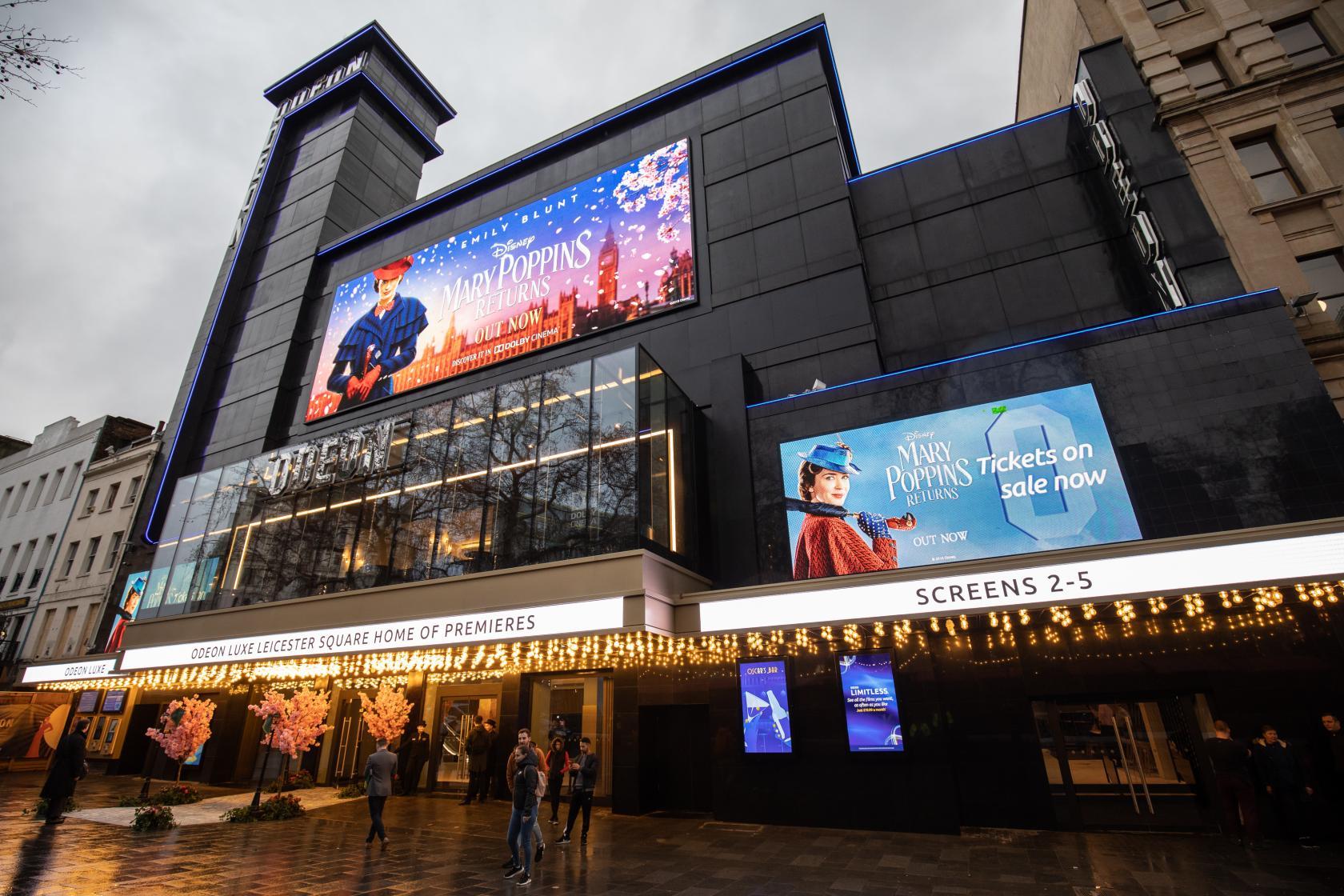 Odeon Luxe Leicester Square Event Venue Hire London Tagvenue Com